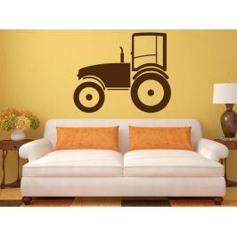 Samolepka na zeď Traktor 0721