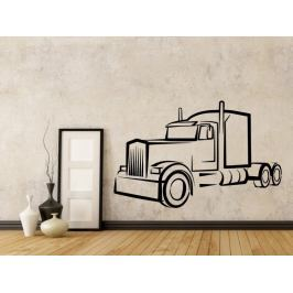 Samolepka na zeď Kamion 0737