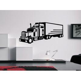 Samolepka na zeď Kamion 0749