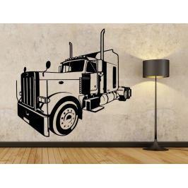 Samolepka na zeď Kamion 0754