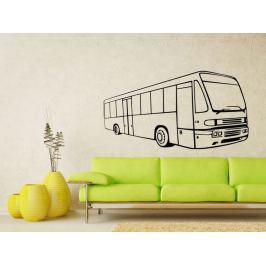 Samolepka na zeď Autobus 0782
