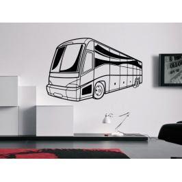 Samolepka na zeď Autobus 0784