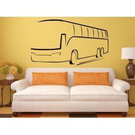Samolepka na zeď Autobus 0785