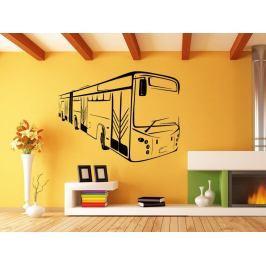 Samolepka na zeď Autobus 0794