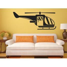 Samolepka na zeď Helikoptéra 0819