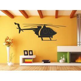 Samolepka na zeď Vrtulník 0868