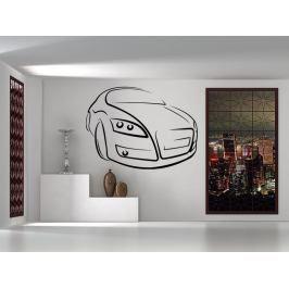 Samolepka na zeď Auto 0882