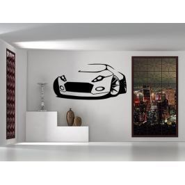 Samolepka na zeď Auto 0898