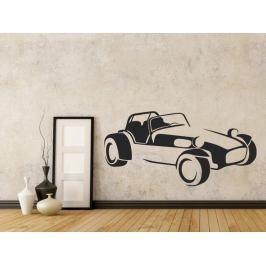 Samolepka na zeď Auto 0899