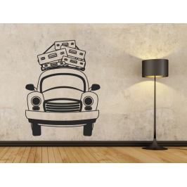 Samolepka na zeď Auto 0907