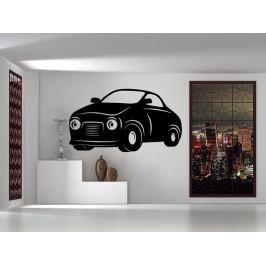 Samolepka na zeď Auto 0908