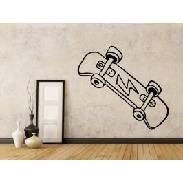 Samolepka na zeď Skateboard 0958