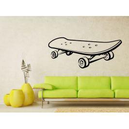 Samolepka na zeď Skateboard 0960