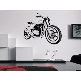 Samolepka na zeď Motorka 1025