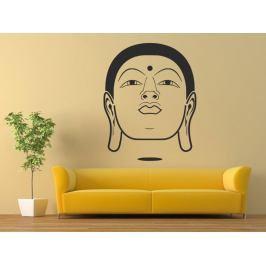Samolepka na zeď Hlava Budhy 1291