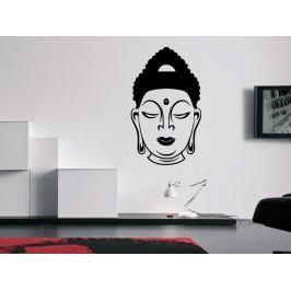 Samolepka na zeď Hlava Budhy 1292