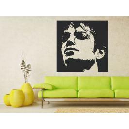Samolepka na zeď Michael Jackson 1329