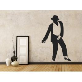 Samolepka na zeď Michael Jackson 1332