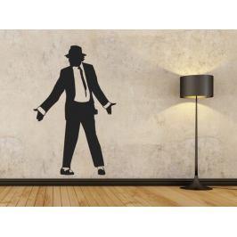 Samolepka na zeď Michael Jackson 1333