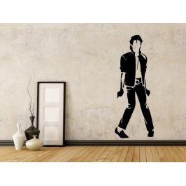 Samolepka na zeď Michael Jackson 1339