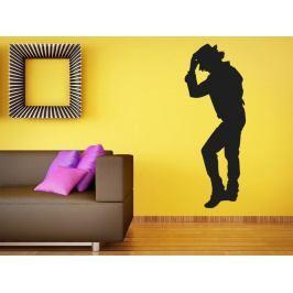 Samolepka na zeď Michael Jackson 1341