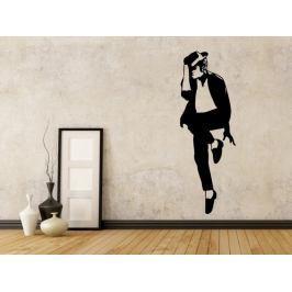 Samolepka na zeď Michael Jackson 1343
