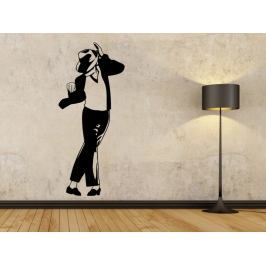 Samolepka na zeď Michael Jackson 1344