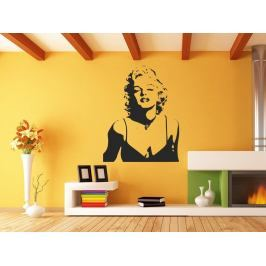 Samolepka na zeď Marilyn Monroe 1351