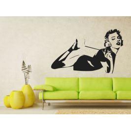 Samolepka na zeď Marilyn Monroe 1352