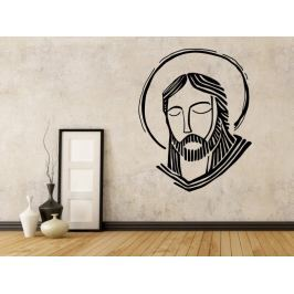 Samolepka na zeď Ježíš 1382