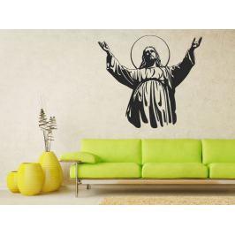 Samolepka na zeď Ježíš 1388