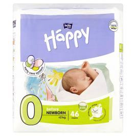 Bella HAPPY Before New born dětské plenky 46 ks