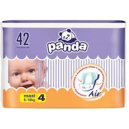 Panda Maxi pleny 42 ks