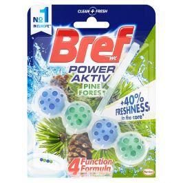 Bref Power Aktiv WC blok, Pine 50 g