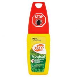 Off! Tropical repelent s rozprašovačem 100 ml