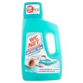 WC Net Professional žrout zápachu z odpadu, vůně mentolu 1 l