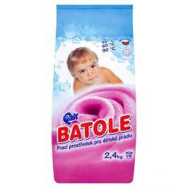 Qalt Batole prací prášek, 18 praní 2.4 kg