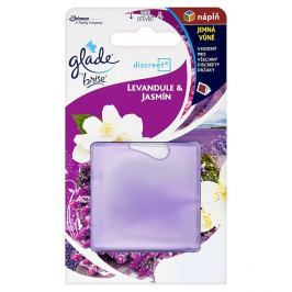 Glade by Brise Discreet Levandule & Jasmín náplň pro osvěžovač vzduchu 8 g