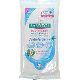 Sanytol antialergenní dezinfekční ubrousky 36 ks