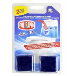 Pulirapid WC Actvie Blu tablety do nádržky 2 ks