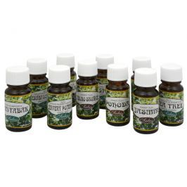 100% přírodní esenciální olej pro aromaterapii 10 ml Eukalyptus
