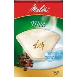 Melitta Gourmet mild filtry  velikost 4, 80 ks