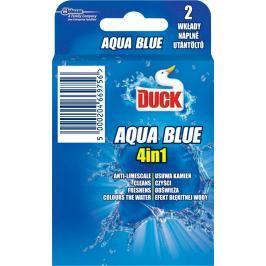 Duck Aqua Blue 4in1 duonáplň  2 x 40g