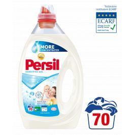 Persil Sensitive prací gel, 70 praní 3,5 l