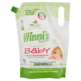 Winni's Lavatrice Baby 2v1 hypoalergenní prací gel s přírodní aviváží s jemnou vůní 800 ml