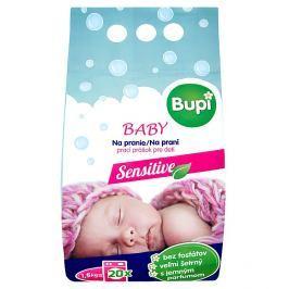 Bupi Baby Sensitive prací prášek, 20 praní 1,5 kg