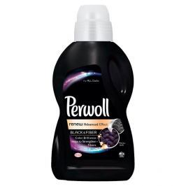 Perwoll Renew Advanced Effect Black & Fiber prací gel, 15 praní 900 ml