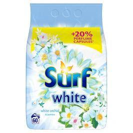Surf White orchid prací prášek na bílé prádlo, 60 praní 3,9 kg