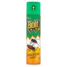Biolit sprej proti létajícímu a lezoucímu hmyzu s pomerančovým květem 400 ml
