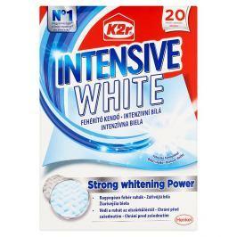 K2r Intensive White prací ubrousky  20 ks